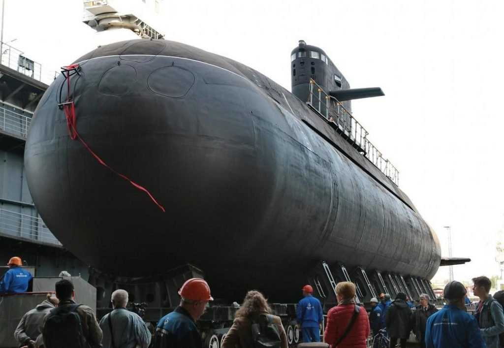 Уникальные российские субмарины заставили встревожиться военных экспертов в США