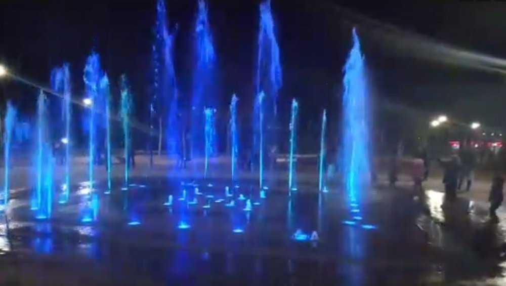 Брянцы раскритиковали новый музыкальный фонтан в Бежице