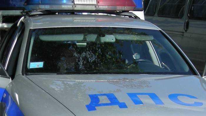 В Брянске на Советской улице автомобиль сбил на «зебре» женщину