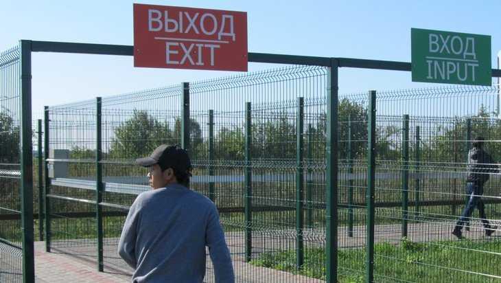 На брянской границе задержали троих кубинцев