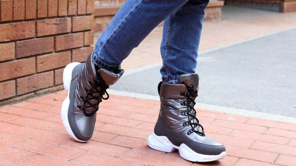 Обувь для разной зимы и кошелька от 1499 и трендовые дутыши за 2999
