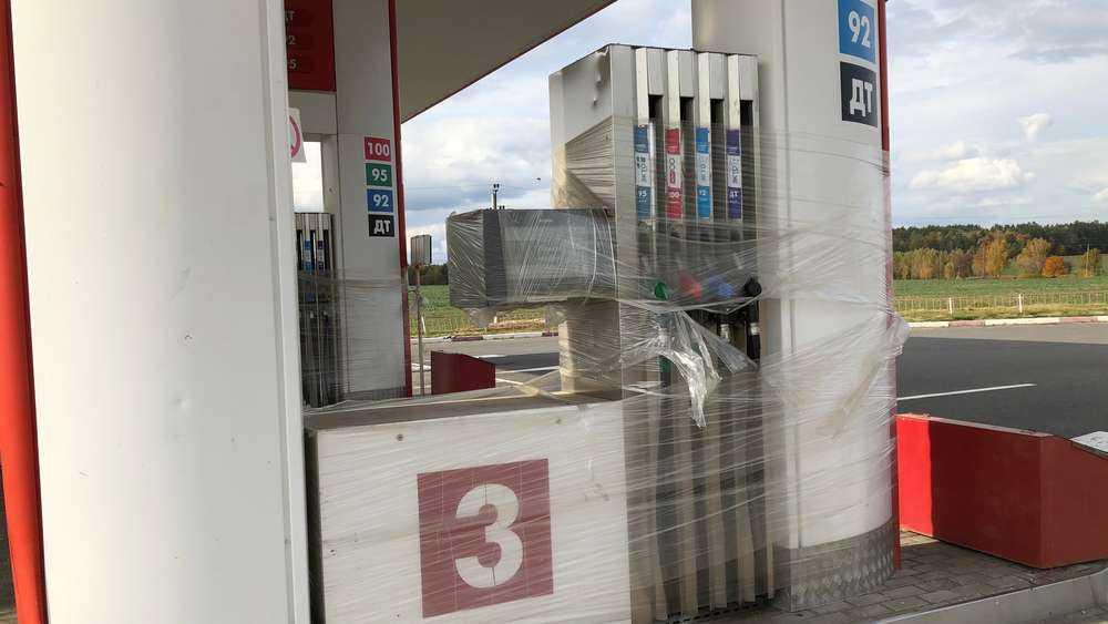 На брянских АЗС существенно подорожал бензин