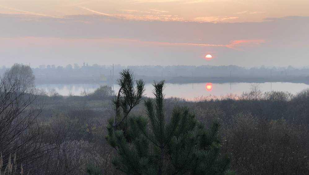 Брянскую область накрыло удушливым дымом с Украины