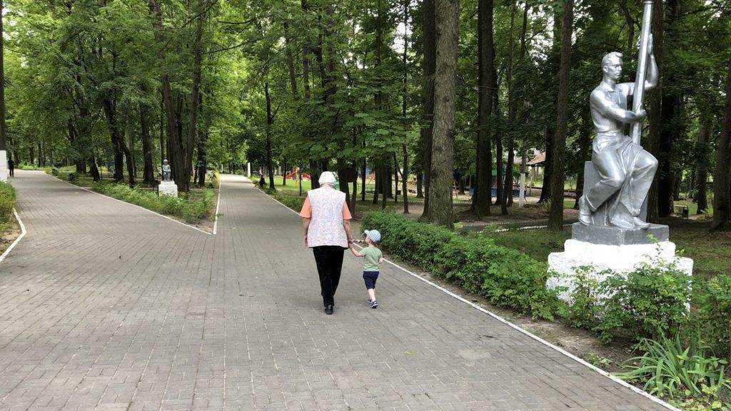 В Локте Брянской области преобразят Апраксинский парк