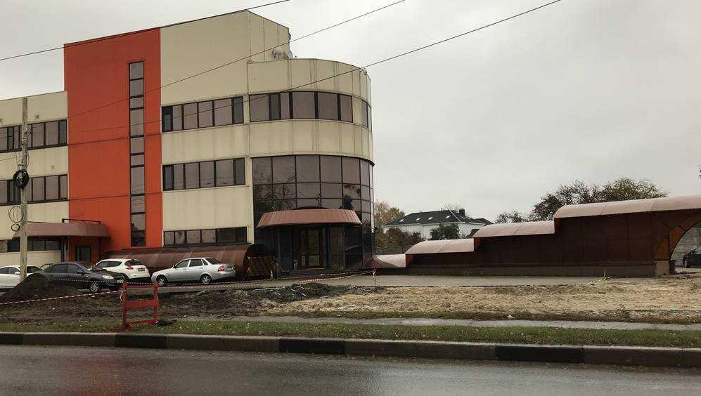 В Брянске для расширения дороги на Городище отдали землю у ломбарда
