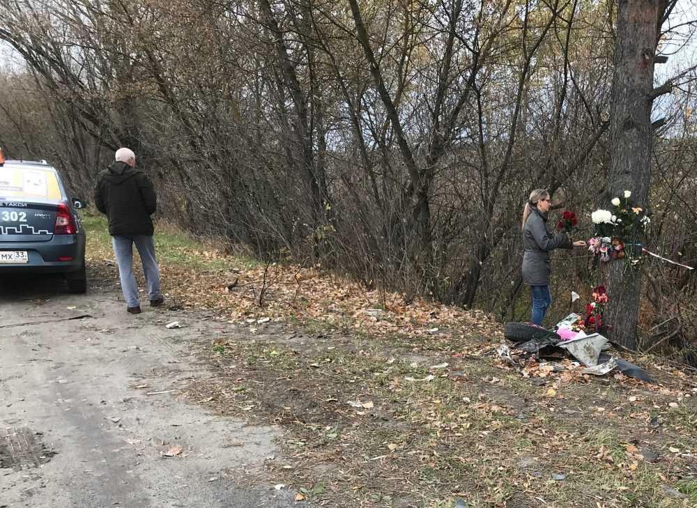 В Брянске на Речной улице после трагического ДТП запретили обгон