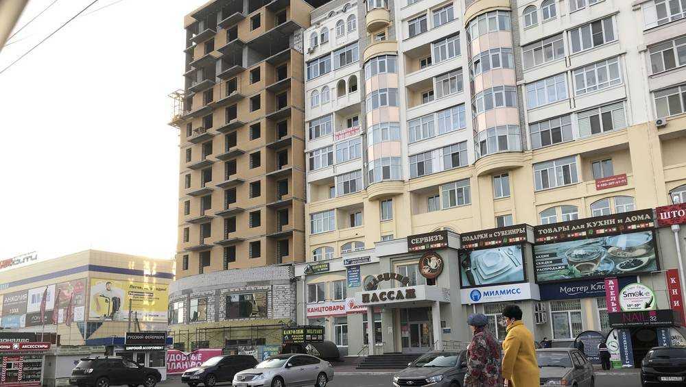 В Брянске закончили точечную застройку – начали точечное строительство