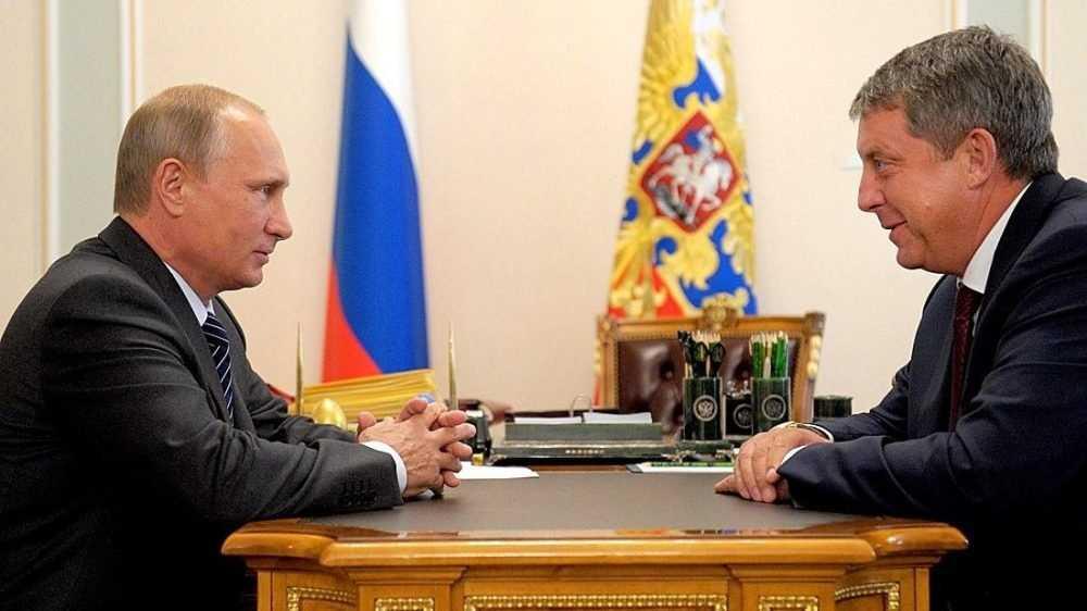 Путин проведет рабочую встречу губернатором с Брянской области