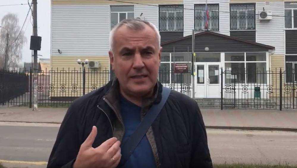 На брянского блогера Коломейцева из-за драки завели уголовное дело