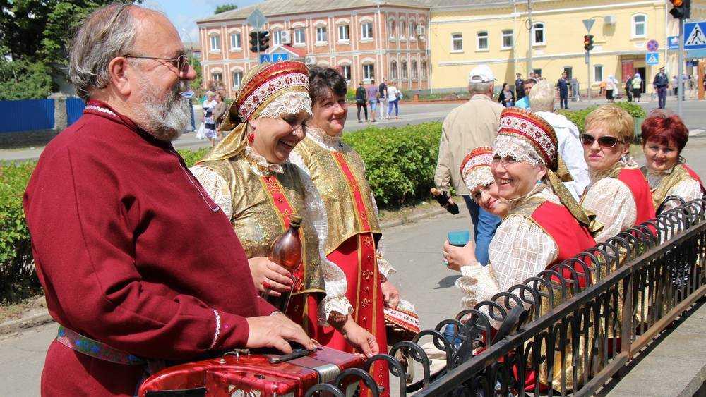 Говорим по-русски: О некоторых особенностях произношения на Брянщине