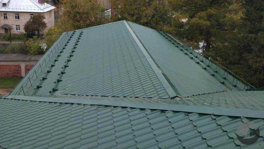 В Брянской области отремонтировали около 200 крыш школ и детсадов
