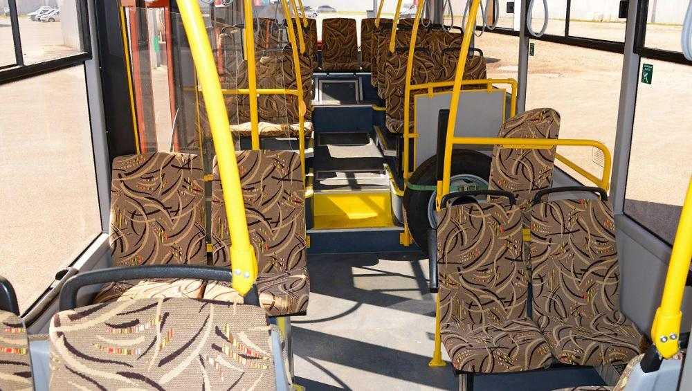 В Брянске усилили контроль над дезинфекцией автобусов и поездов