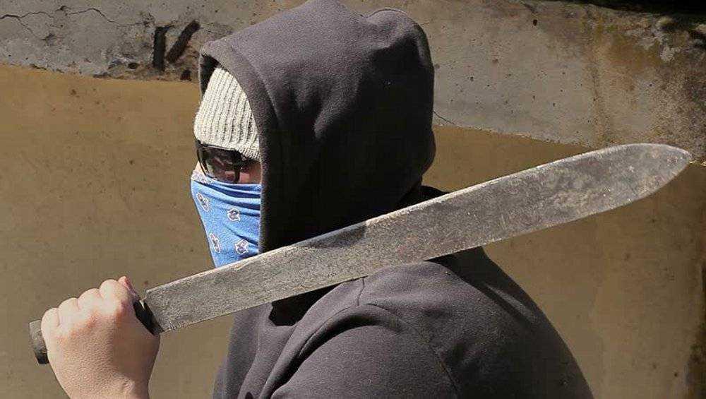 В Брянске осудили грабителя с мачете и молотком
