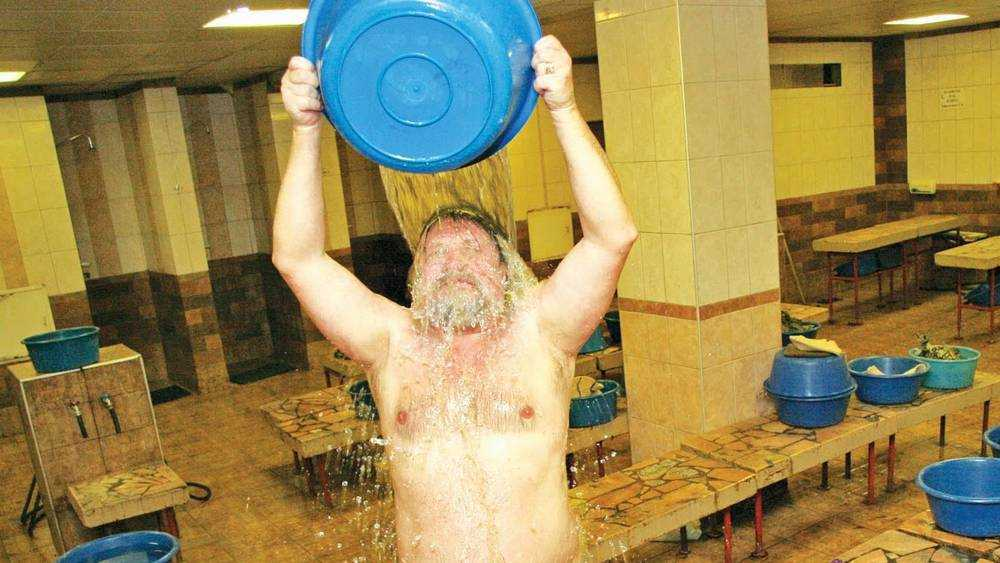 Брянцам придется дожить до 80 лет, чтобы помыться в бане бесплатно