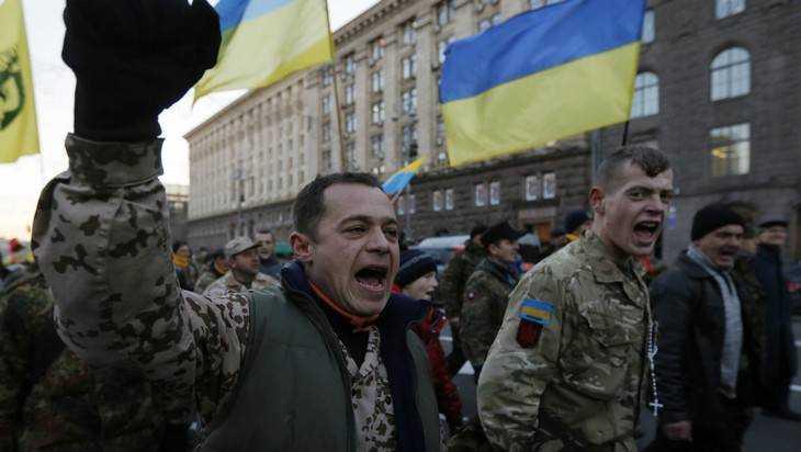 Украинские патриоты в очередной раз истошно завопили «за что?!»