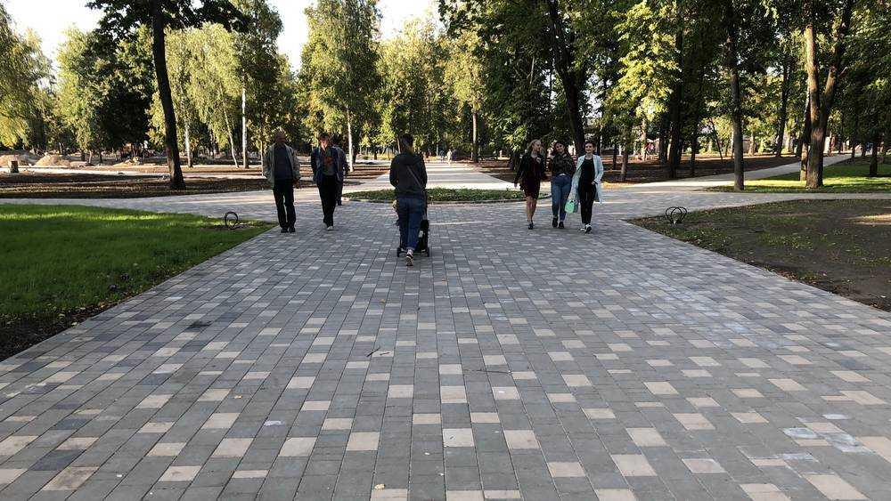 Жители Брянской области стали главными прорабами благоустройства