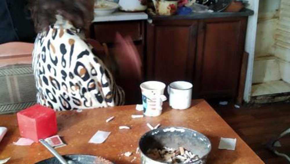 В Навле нерадивую мать двоих детей отправили на исправительные работы