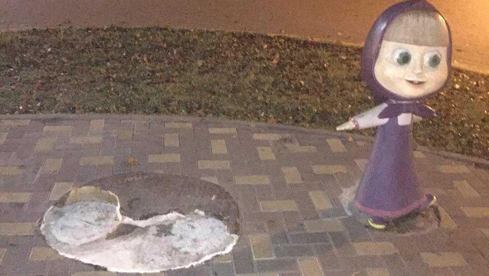 В Брянске задержаны похитители Медведя из парка Железнодорожников