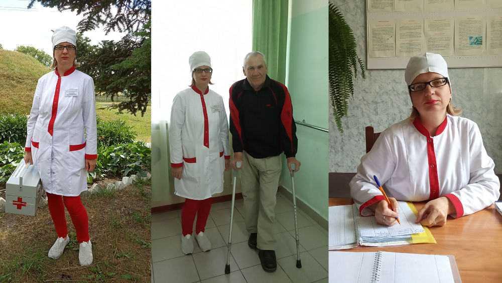 Навлинская медсестра стала лучшей в России