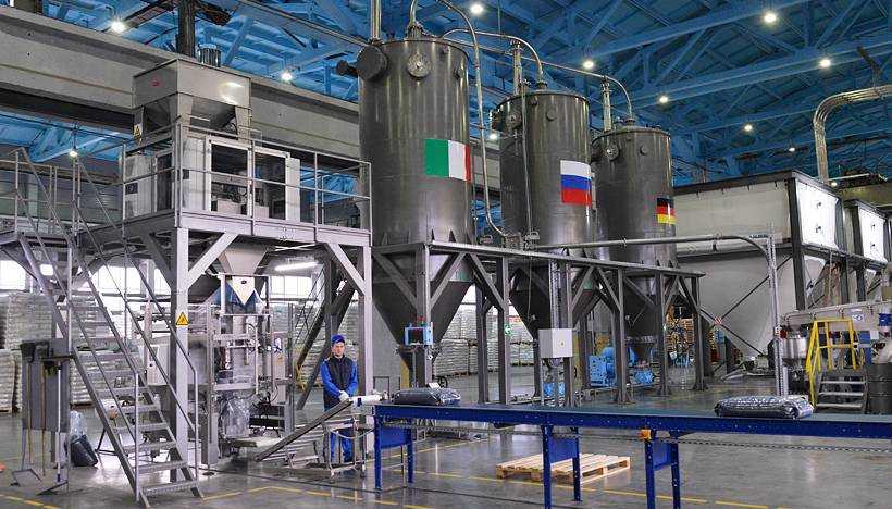 В Карачеве при господдержке будут выпускать «Кольчугу» для газопроводов