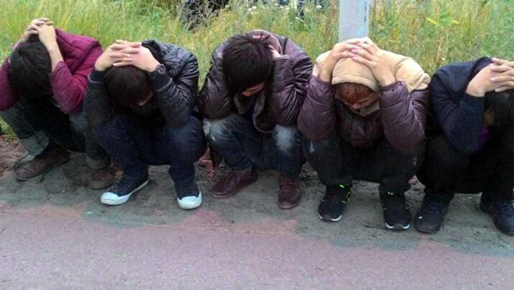 В Брянской области с начала года иностранцы совершили 94 преступления