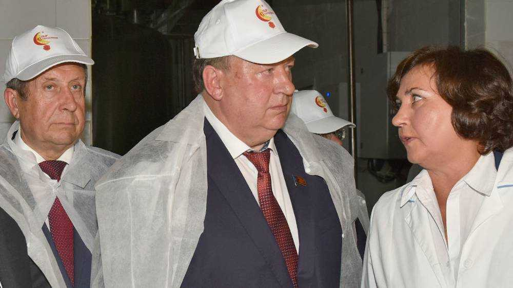 Директор Стародубского сырзавода попала в бессточное положение