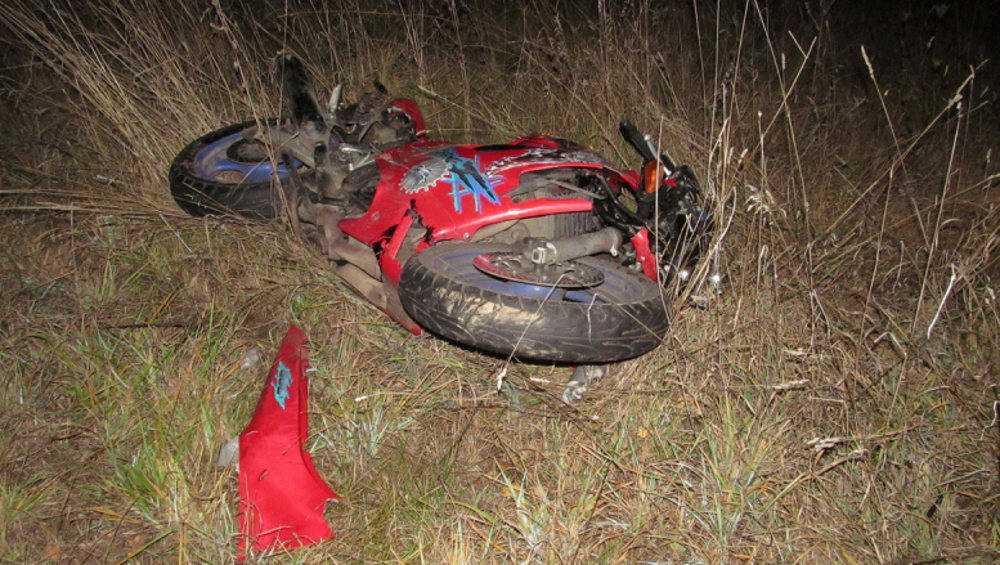 В Клинцовском районе из-за лошади погибла молодая пара на мотоцикле