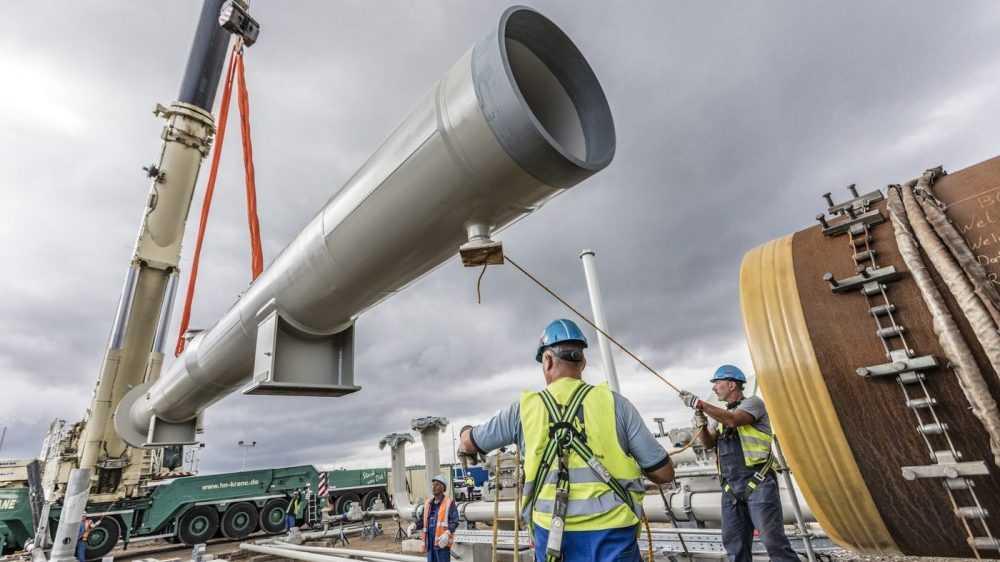 Польша оштрафовала «Газпром» на огромную сумму