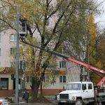 В Брянске в этом году заменят 212 опор контактной троллейбусной сети