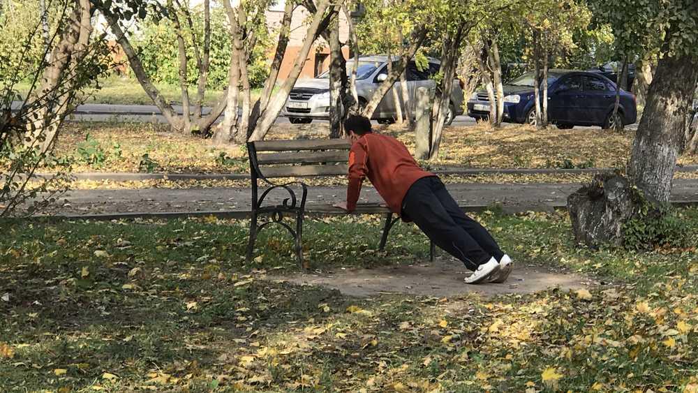 Жители Брянска отправились за здоровьем в «Соловьи»