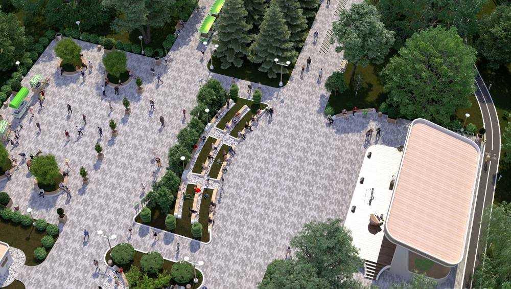 Брянский губернатор Богомаз предложил отремонтировать парк «Соловьи»