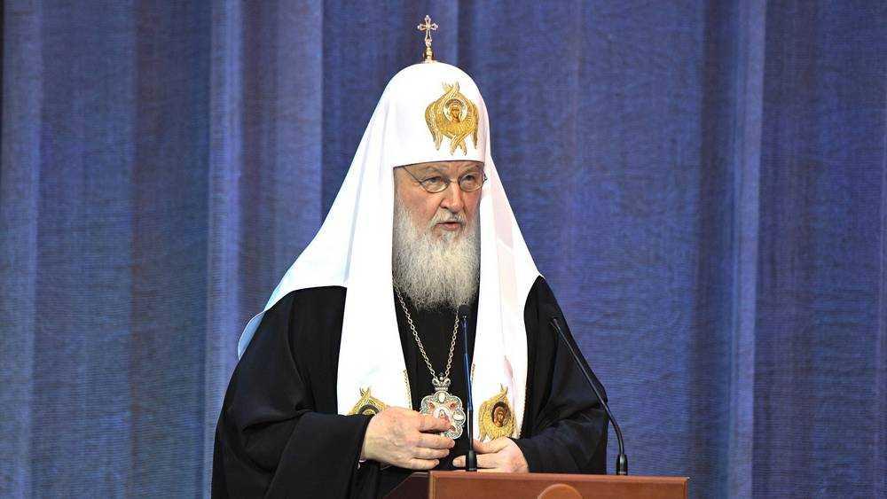 В Брянск прибыл Патриарх Московский и всея Руси Кирилл