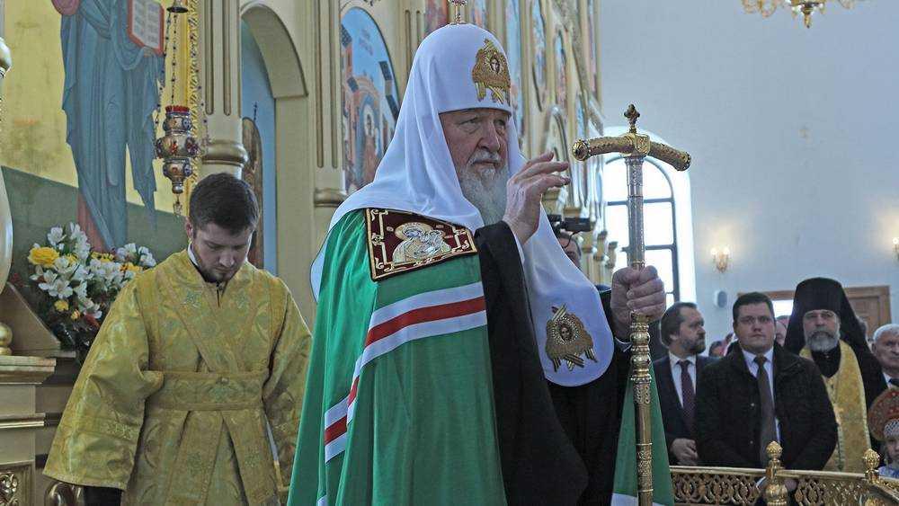 Патриарх Кирилл попросил брянцев молиться за него