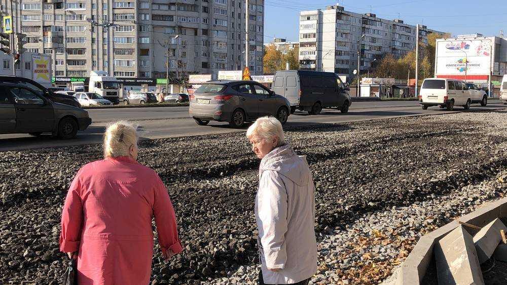В Брянске возле «Линии» у водителей начались массовые галлюцинации