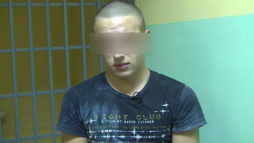 В Стародубе арестовали парня, сжегшего гараж с трактором
