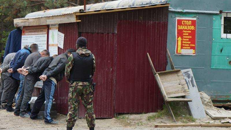О задержании брянских похоронщиков рассказал телеканал НТВ