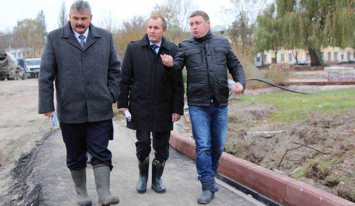 Главу Советского района Брянска обвинили в уничтожении деревьев