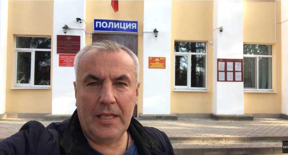 Брянский бизнесмен Коломейцев попал в очередной скандал в Навле