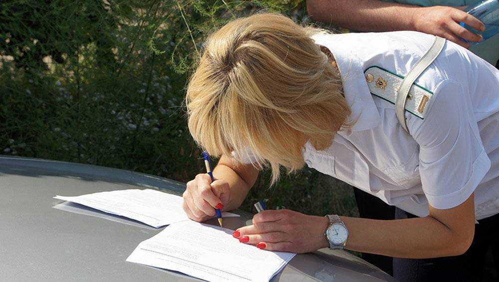 В Брянске более двух тысяч должников получили запрет на управление автомобилями
