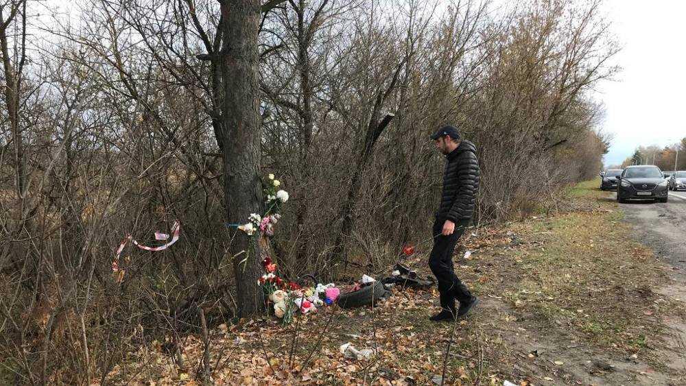 В Брянске на улице Речной за 4 года произошло 16 ДТП с пострадавшими