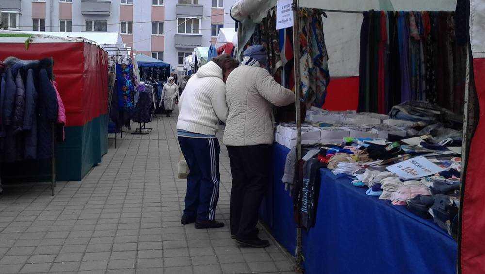 Жители Брянска будут ездить на рынок на экспрессах