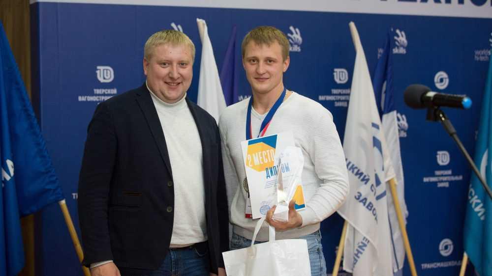 Электросварщик БМЗ завоевал «серебро» корпоративного чемпионата