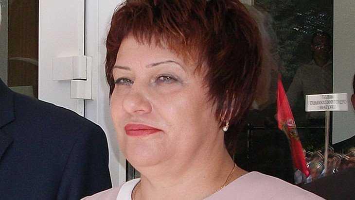Ирина Швецова отказалась от борьбы за пост Выгоничского главы