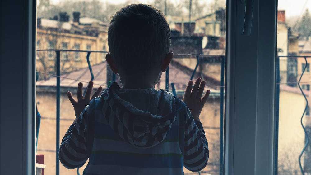 В Брянске ищут семью для 2-летнего Ивана