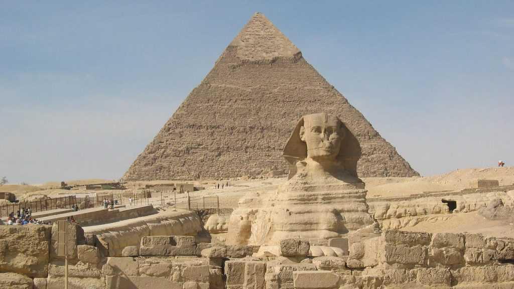 В Египте раскрыли древнюю тайну пирамид
