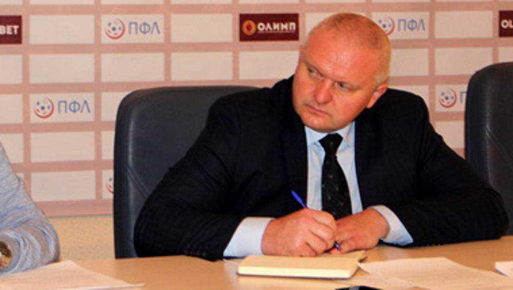 Новым руководителем брянского областного спорта стал Сергей Трусов