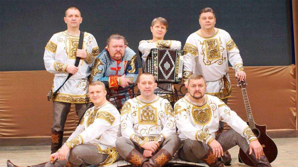 Брянский ансамбль «Ватага» выступит на «Добровидении» в Петербурге