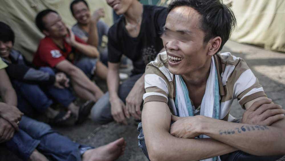 В Брянске осудили восемь вьетнамцев и одного украинца