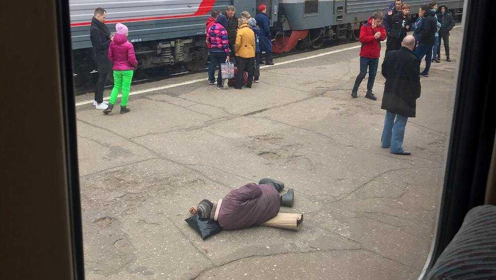 Фотографа из Москвы поразил железнодорожный вокзал в Брянске