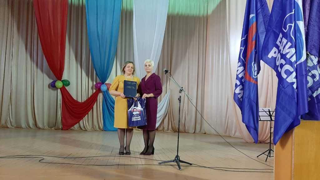 В Гордеевском районе торжественно открыли Мирнинский Дом культуры